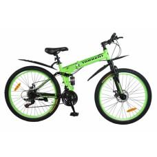 """Велосипед 26"""" Torrent Transformer MD 21 ск. 2 ам. складной"""