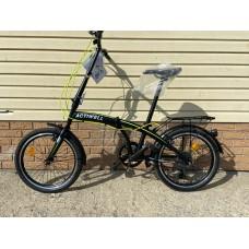 """Велосипед 20"""" Actiwell Planet 7 ск. складной"""