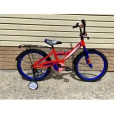 """Велосипед 20"""" Black Aqua BASE"""