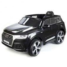 Электромобиль AUDI Q7 Y043-H08136 черный