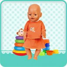 """Одежда для кукол """"Карапуз"""" 40-42 см OTF-45-RU-HK"""