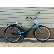 """Велосипед 24"""" Porter FS складной"""