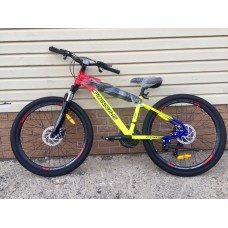 "Велосипед 26"" Crossbike Rainbow MD 1 ам. 21 ск."