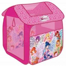 Палатка детская игровая Winx 83х80х105см, в сумке GFA-WX-R
