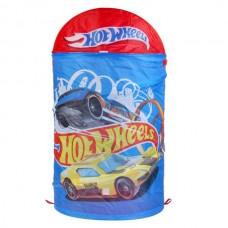 Корзина для игрушек HOT WHEELS 43*60см Играем вместе в пак. XDP-17920-R