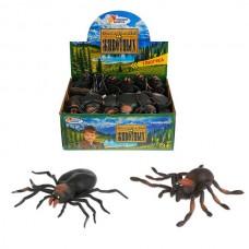 Пластизоль тянучка Играем вместе паук 12,5 см A123-DB