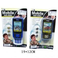 Телефон мобильный слайдер, блистер CY-690-1