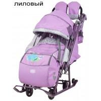 Санки-коляска Ника Детям 7-4 (Лилия)