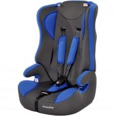 Автокресло Carmella 513RF гр. 1-2-3 blue/black