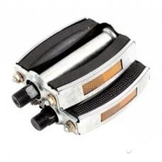 Педаль металл - резина с окант. Intervelo JD-4113