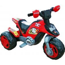 """Электромобиль Мотоцикл """"Molto Elite 6"""" 6V Red 35882"""
