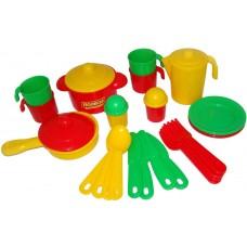 """Набор детской посуды """"Настенька"""" на 4 персоны 3926"""