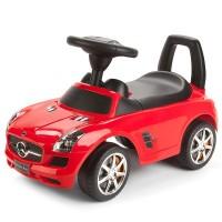 Машина Mercedes-Benz музык. 332-Red