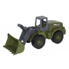 """Трактор-погрузчик """"Агат"""" военный 48547"""