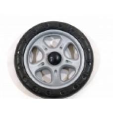 Колесо для колясок Ф220 пластиковое