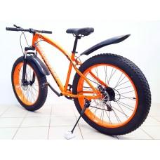 "Велосипед 26"" Stailer Fat Bike 20003-4 Al 21 ск."