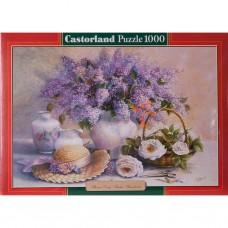 Пазлы 1000 Цветы, живопись C-102006