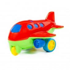 Самолетик с инерционным механизмом 52612