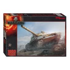 Мозаика пазл 1000 World of Tanks 79604