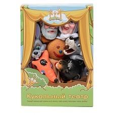 Кукольный театр Колобок, 7 кукол 68317