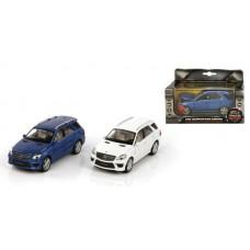 Машина мет. 1:32 Mercedes-Benz ML,свет,звук,откр.двери,капот,багажник,цвета в ассорт 870113