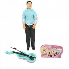 Кукла Музыкант 29см, пакет MQ180