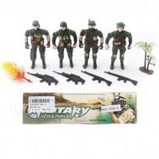 Набор Военный, солдаты 309-2