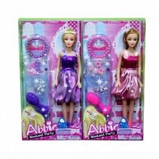 Кукла Abbie с аксес-ми Вечеринка, 29см, в асорт AB023