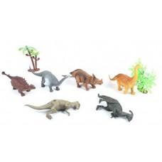 Набор Долина динозавров 6 шт, пакет K164S
