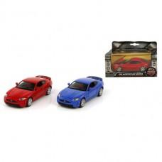 Машина мет. 1:32 Jaguar XKR-S, свет,звук,откр.двери,капот,багажник,цвета ассорт 870116