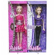 Кукла Abbie Модница 29см, в ассорт AB024