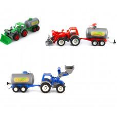 "Трактор ""Фермер-техник"" (в коробке) Wader 51202"