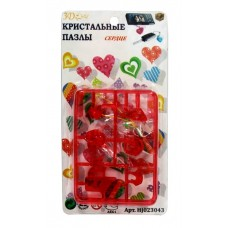 3D Crystal Puzzle Сердце S HJ023043