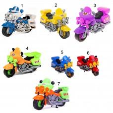 """Мотоцикл полицейский """"Харлей"""" 8947"""