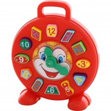 """Часы """"Клоун"""" (в сеточке) 62741"""