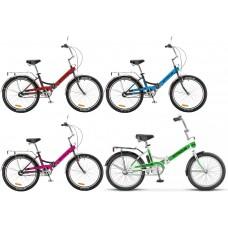 """Велосипед 24"""" Strong Active 2400 складной"""