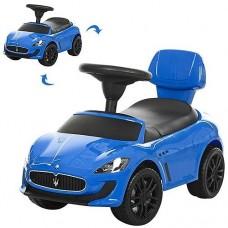 Машина Maserati музык. 353-Blue/White/Red