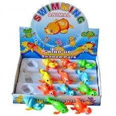 Игрушка для ванной Водоплавающие животные,  в ассорт., дисплей Y13022028