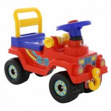 Каталка автомобиль Джип 4х4 - №2 (красный) 62826
