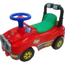 Каталка автомобиль Джип №2 (красный) 62888