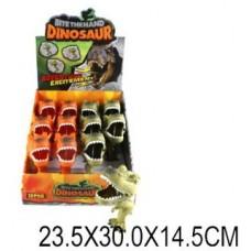 Игрушка розыгрыш Динозавр в ассорт. 356