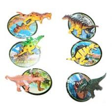 Динозавры-мини в ассорт, дисплей TB007D