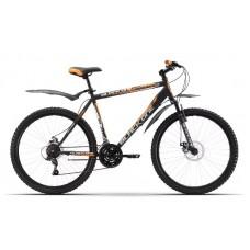 "Велосипед 26"" Black One Hooligan"