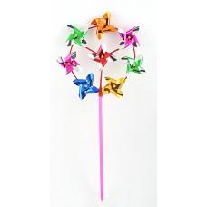 Вертушка Многоцвет. Объемная. 63617