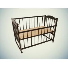 """Кровать детская """"Заюшка"""" (колесо-качалка)"""
