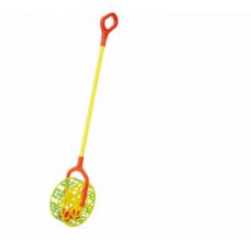 Каталка-погремушка У743