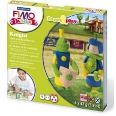 Набор для лепки из полимерной глины FIMO kids form&play Рыцарь 8034 05 LZ
