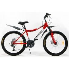 """Велосипед 24"""" Torrent Tourer MD 21 ск. 1 ам."""