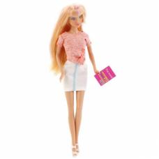 Кукла с аксесс. в кор. 8377-DEFA