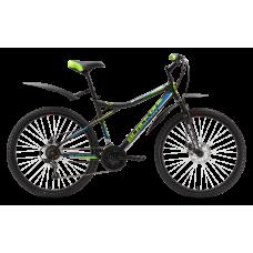 """Велосипед 26"""" Black One Element"""